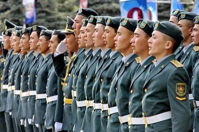 В военные вузы казахстана начался набор курсантов