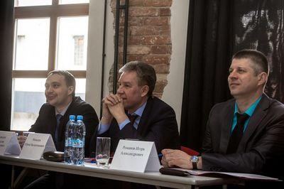 В волгограде прошла общественная защита проектов на конкурс территория русала