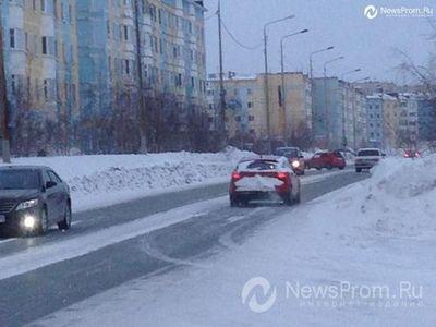 Вартовчане вручат приз мэрии за самые ужасные дороги в югорском городе