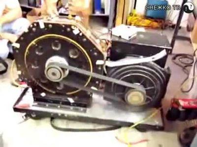Вечный двигатель, и как им воспользоваться