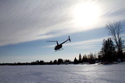 Вертолет, принадлежащий торфяному царю, найден в подмосковье вместе с телами трех погибших