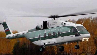 Вертолёты привязаны к моторам