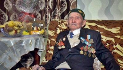 Ветеран поделился воспоминаниями о победном мае
