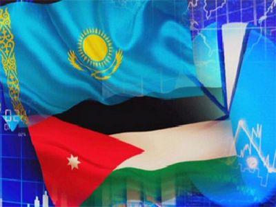 Вице-премьеры казахстана и иордании подписали соглашения о сотрудничестве