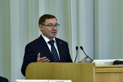 Владимир якушев: проект по строительству президентской библиотеки будет осуществлен в срок
