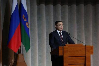 Владимир якушев рассказал об успехах фцн тюмени в своем послании