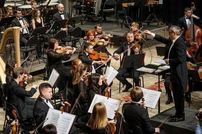 Владимир якушев: тюменский симфонический оркестр – успешный проект