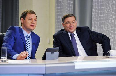 Владимир якушев: в традициях российского народа – приходить на помощь