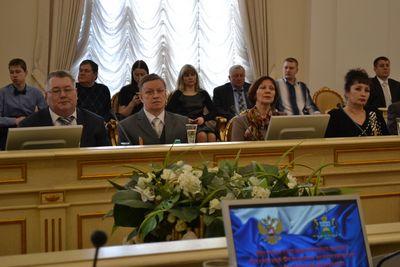 Владимир якушев вручил государственные награды