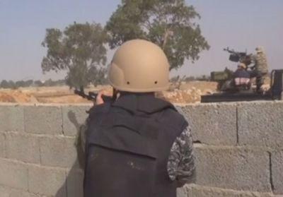 Власти ливии продолжают борьбу с террористами