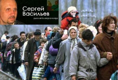 Влатвии призывают готовиться кнашествию сотен тысяч беженцев изроссии - «общество»