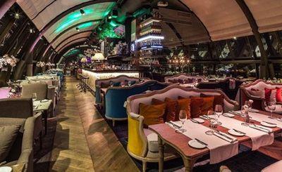 Во французский рейтинг la liste вошли 20 российских ресторанов - «наука»