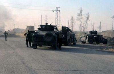 Военные вытеснили боевиков тгил из 30-ти населенных пунктов близ мосула