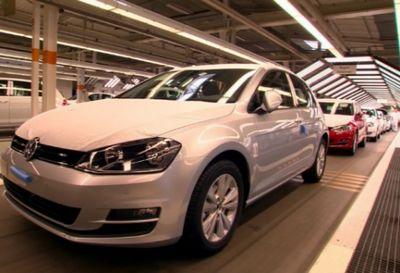 Volkswagen приостановил работу шести заводов