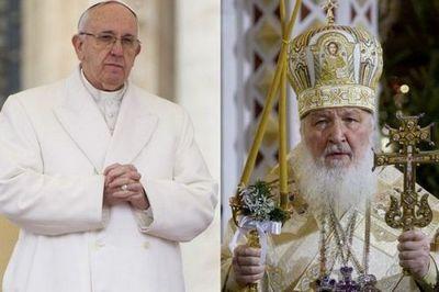 Встреча патриарха кирилла ипапы франциска— реальный шаг насближение церквей: мнения - «общество»