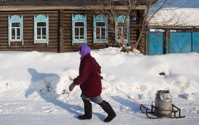 Выбор русской деревни: спиться или сбежать в город - «общество»