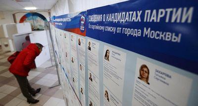 Выборы из трех. единая россия определяется с кандидатами в госдуму
