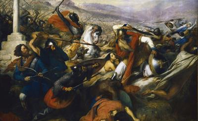 Выходцы из северной африки воевали в мусульманских армиях - «наука»
