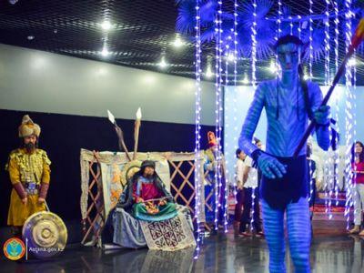 Выставка восковых фигур открылась в столице
