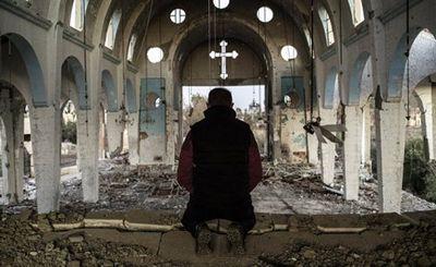Взгляд guardian на ближневосточное христианство: бремя креста - «наука»