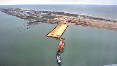 За повреждение опоры моста в керченском проливе возбуждено уголовное дело