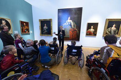 За препятствие движению инвалидов предлагают штрафовать