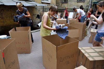 Законопроект о волонтерстве, который весной поступит в госдуму, не будет распространяться на добровольцев, работающих со спонсорами