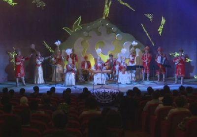 Завершился международный фестиваль «астана аркау»