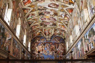 Зеркало судьбы человечества: рецензия на фильм музеи ватикана 3d