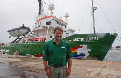 Жена капитана ледокола arctic sunrise мэгги уилкокс рассказала газете.ru, как ее муж стал активистом greenpeace