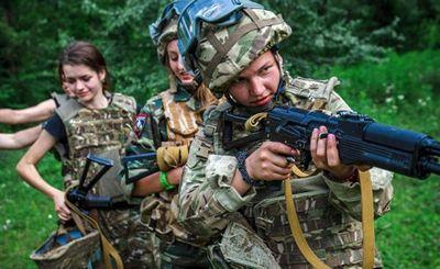 Женщины-военные в действии! - «наука»