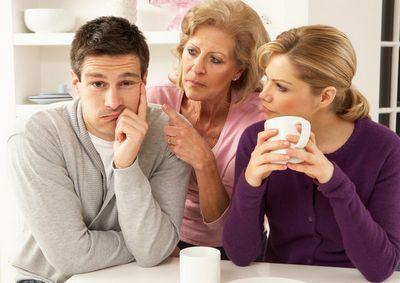Женское мнение: лучшие отношения со свекровью, когда она живет отдельно