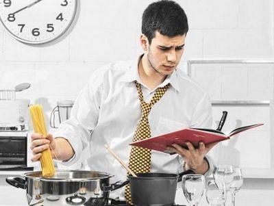 Женское мнение: настоящему мужчине необязательно уметь вкусно готовить