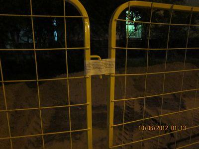 Жители московского района лефортово пытаются доказать в суде незаконность постройки детского сада на территории строгановского парка