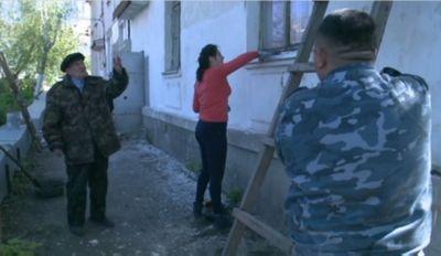 Жители петропавловска окружили заботой ветеранов великой отечественной войны