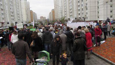 Жители столичного района кожухово требуют отказаться от создания промзоны под их окнами