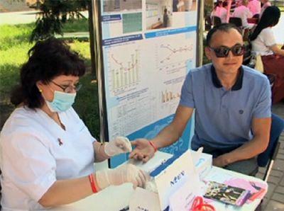 Жители усть-каменогорска с удовольствием посещают «городок здоровья»